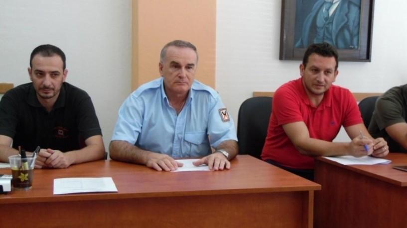 Εμπορικό Κέντρο και λύματα σε τσιμενταύλακες οι προτεραιότητες της Δημοτικής Αστυνομίας Βέροιας