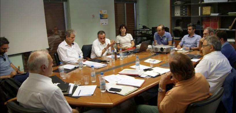 Συνάντηση εργασίας φορέων της τοπικής αυτοδιοίκησης, των επιχειρήσεων και της ΕΤΒΑ ΒΙ.ΠΕ. για τη νέα Βιομηχανική Περιοχή στην Κοζάνη