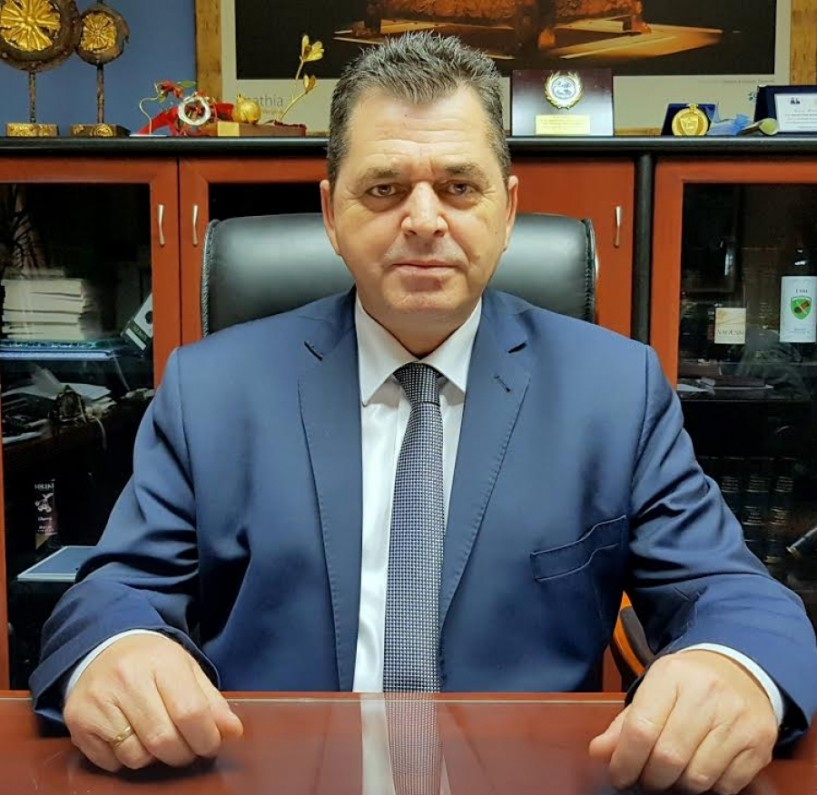 Δήλωση του αντιπεριφερειάρχη Ημαθίας Κώστα Καλαϊτζίδη για την έναρξη υλοποίησης από την ΠΚΜ του προγράμματος Βιώσιμης Αστικής Ανάπτυξης   στους Δήμους Βέροιας και Νάουσας