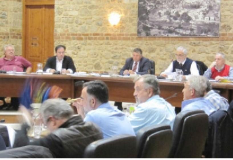 Τα έκτακτα της προηγούμενης συνεδρίασης στο Δημοτικό Συμβούλιο της Δευτέρας