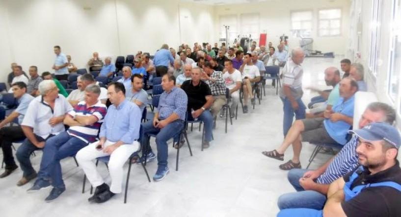 Σε αναβρασμό και αγωνιστική επαγρύπνηση οι αγρότες! Γιαννακάκης: Προσφυγή στη δικαιοσύνη αν αρνηθεί ο ΕΛΓΑ