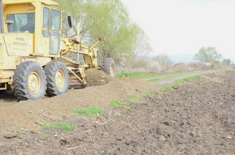 Έργο 868.000€ για αγροτική οδοποιία ενέταξε ο Δήμος Βέροιας στο Πρόγραμμα «ΦΙΛΟΔΗΜΟΣ Ι»