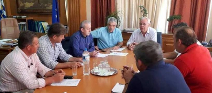 Β. Αποστόλου: Σύντομα η απόφαση για τις αρμοδιότητες των εγγειοβελτιωτικών έργων