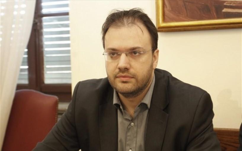 Θανάσης Θεοχαρόπουλος: «Στόχος μου είναι η δημιουργία νέου, ενιαίου και όχι πολυκομματικού φορέα» (video)