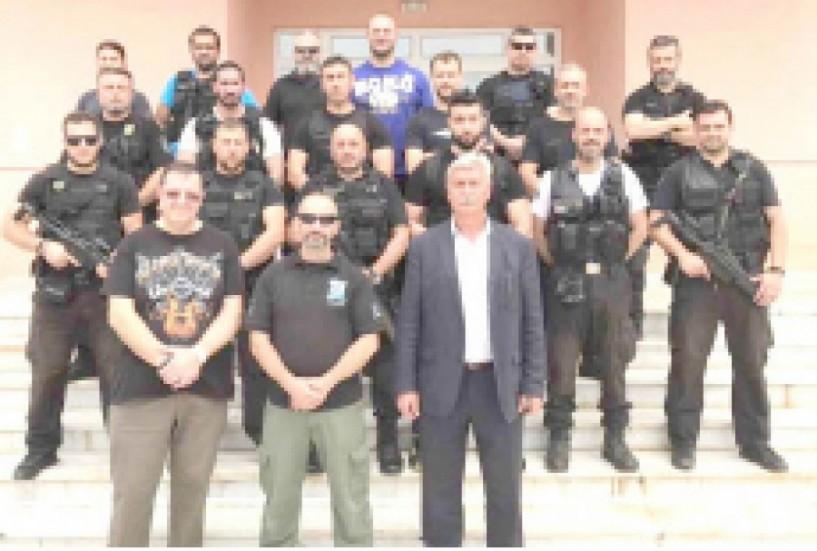 Πρακτική εκπαίδευση αστυνομικών   σε θέματα αυτοάμυνας – αυτοπροστασίας