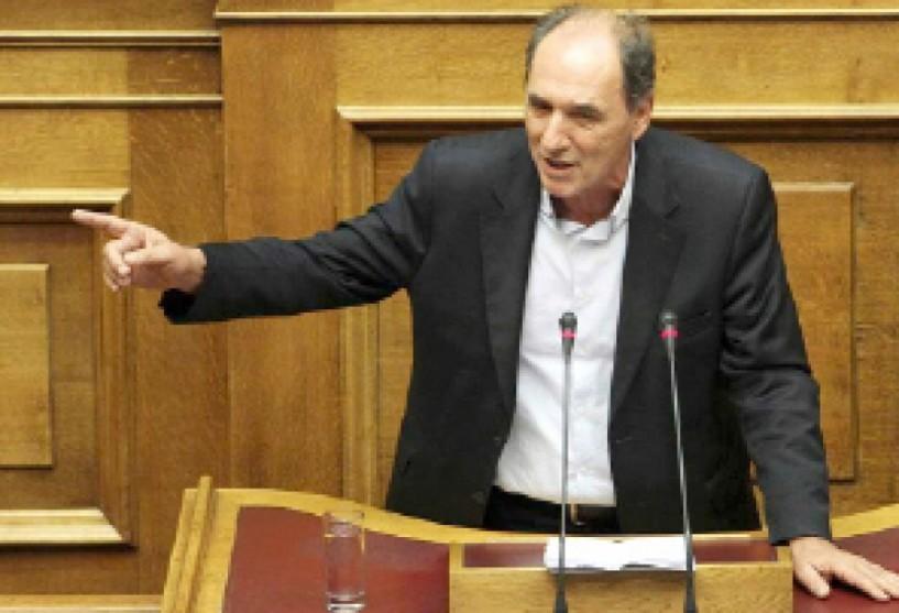 Γ. Σταθάκης: Άδειες στην Ολυμπιάδα, διαιτησία στις Σκουριές