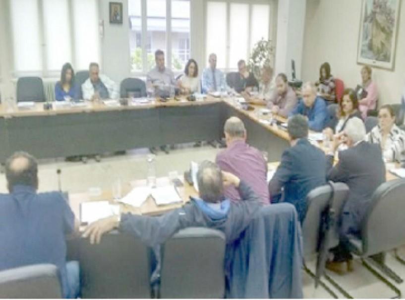 Συνεδριάζει τη Δευτέρα  το Δημοτικό Συμβούλιο Νάουσας