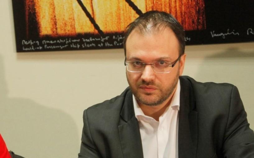 Θεοχαρόπουλος: Έπρεπε να παραιτηθεί ο Κουρουμπλής για τον Σαρωνικό