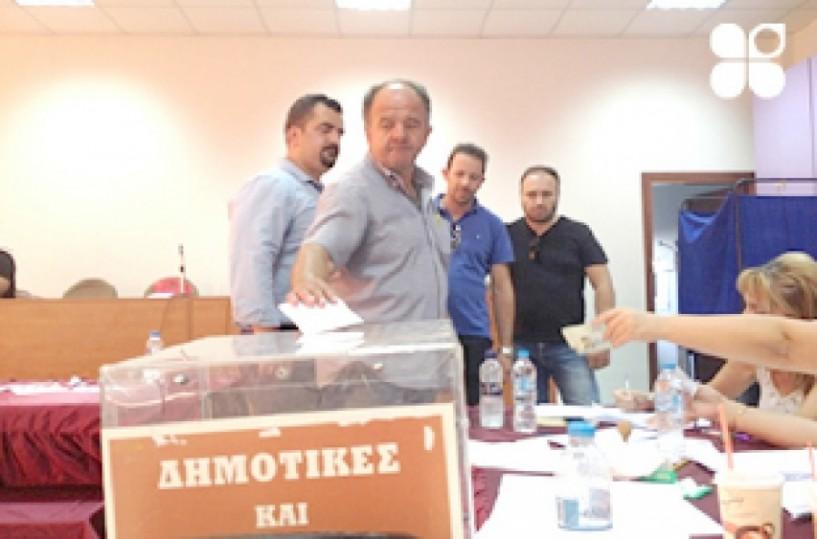 Μεγάλη συσπείρωση στις εκλογές της Πανελλήνιας Ένωσης Κτηνοτρόφων και ισοψηφία Παλάσκα – Κύρτσιου