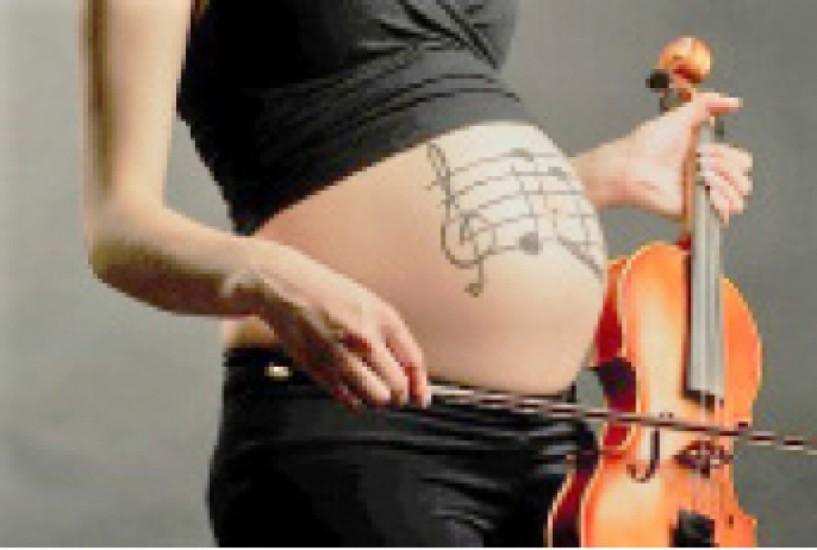 Η συμβολή της μουσικής στην ψυχολογία της μητέρας και την ψυχοσυναισθηματική ωρίμανση του εμβρύου