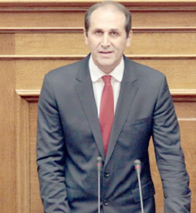Απ. Βεσυρόπουλος: «Ο Υπουργός και η Διοίκηση  του ΕΛΓΑ, να πράξουν το αυτονόητο και  να αποζημιώσουν τους παραγωγούς που επλήγησαν»