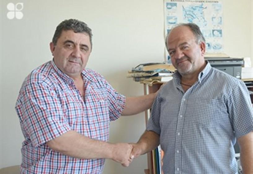 Ο Στέργιος Κύρτσιος νέος πρόεδρος στην Πανελλήνια Ένωση Κτηνοτρόφων