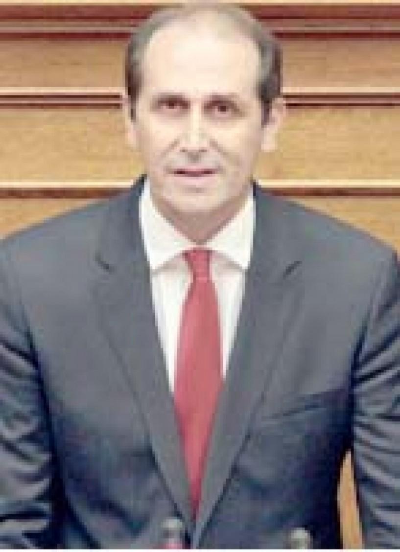 Απόστολος Βεσυρόπουλος: Να δώσει εξηγήσεις ο Υπουργός για τη χρηματοδότηση της   υπό εκκαθάριση ΠΑΣΕΓΕΣ