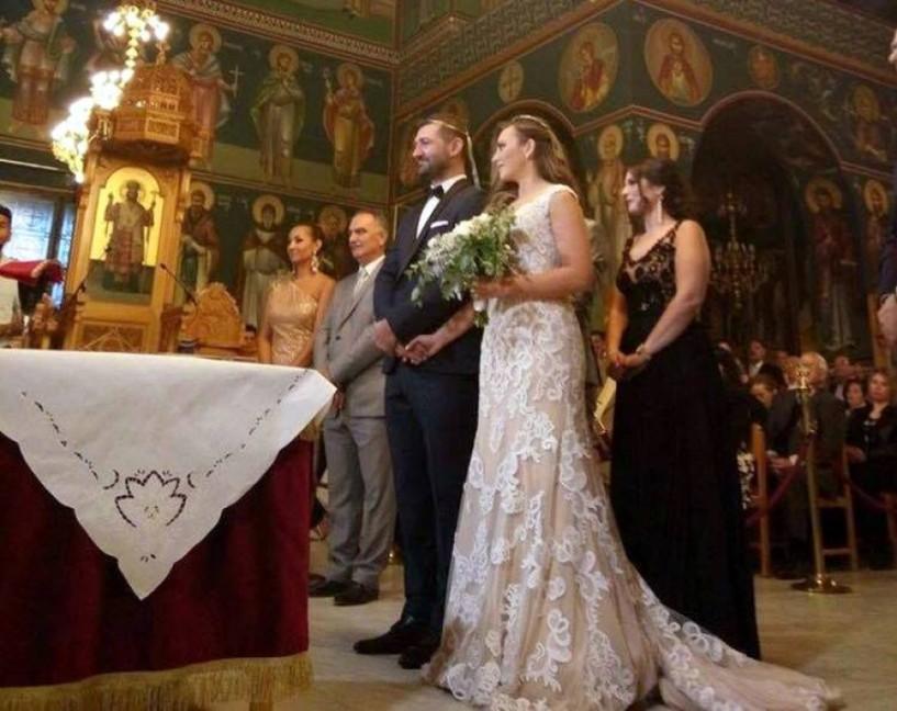 Ένας γάμος με το γράμμα της παράδοσης!