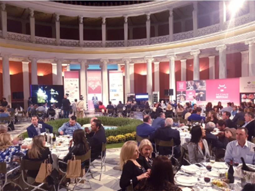Πολύ καλό ξεκίνημα έκανε η τουριστική, πολιτιστική και γαστρονομική διαδρομή της Ημαθίας στο Ζάππειο Μέγαρο Αθηνών