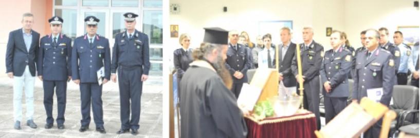 Ξεκίνησε η λειτουργία του Τμήματος Επαγγελματικής Μετεκπαίδευσης Επιτελών Στελεχών στην Αστυνομική Ακαδημία Βέροιας