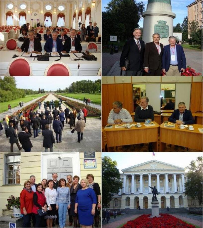 Ενημέρωση επί των αποτελεσμάτων του Συνεδρίου: «Αγία Πετρούπολη- Ελλάδα: ενώνουν τις δυνάμεις»