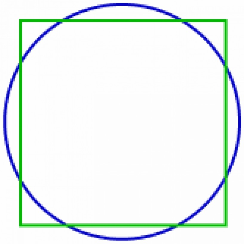 Η θέση μας - Ο τετραγωνισμός του κύκλου