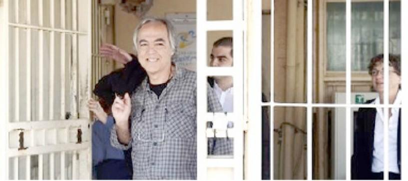 Βγήκε με διήμερη άδεια από τη φυλακή ο Κουφοντίνας