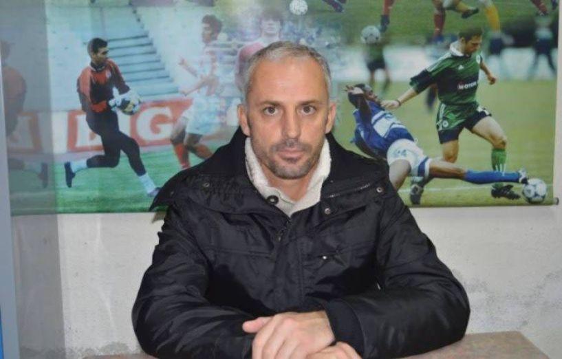 Ο Δημήτρης Χριστοφορίδης στη Νίκη Αγκαθιάς - Ξεκινά ο νέος σχεδιασμός για ανανεώσεις και μεταγραφές