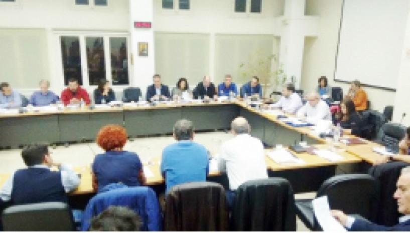 Από το Δημοτικό συμβούλιο Νάουσας -  Δρομολογήθηκαν  οι δύο προκηρύξεις  για τα 3-5 Πηγάδια