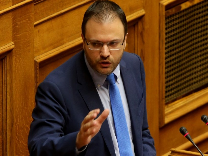 Δήλωση Θανάση Θεοχαρόπουλου για την εκλογή επικεφαλής στον νέο φορέα της κεντροαριστεράς