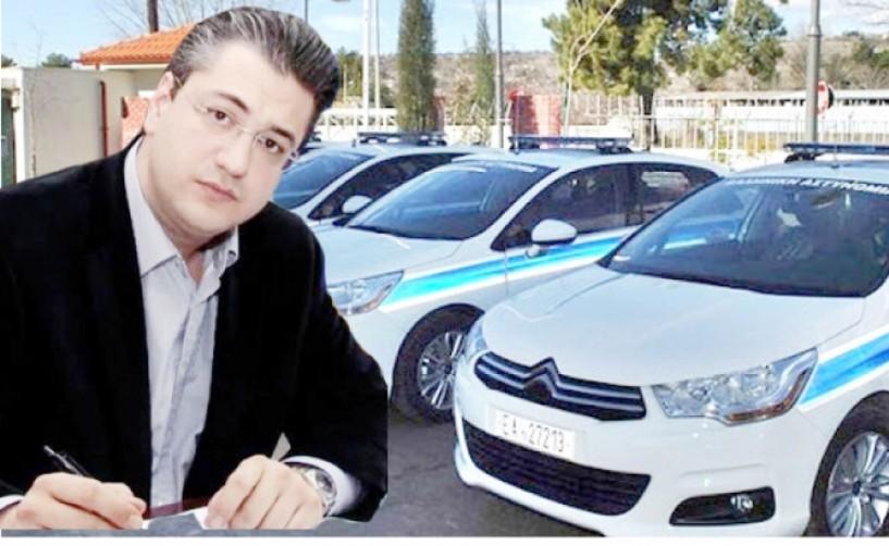 Εγκρίθηκε από τον Περιφερειάρχη Κεντρικής Μακεδονίας - Με 1,5 εκ. ευρω  μέσω του ΕΣΠΑ  ενισχύεται η Ελληνική Αστυνομία