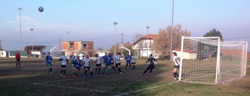 Γυναικείο ποδόσφαιρο Β' Εθνική. Αγροτικός Αστέρας- Μαγνησιακός 3-0