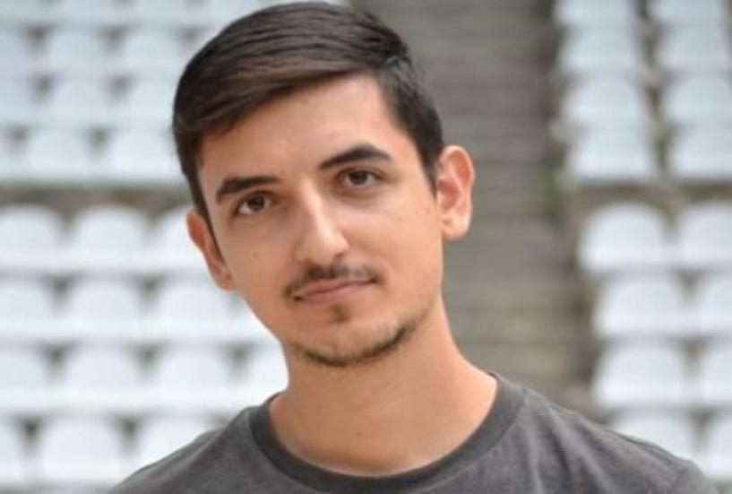 Ο πρόεδρος του ΔΗ.ΠΕ.ΘΕ. Νίκος Μαυροκεφαλίδης συγχαίρει τον Δημήτρη Γεωργόπουλο