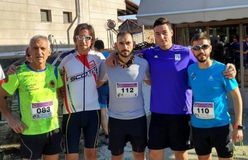 7ος αγώνας ορεινού τρεξίματος στο Ροδοχώρι