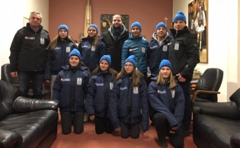 Παγκόσμιο πρωτάθλημα Παίδων Κορασίδων Χιονοδρομίας Πόλεων