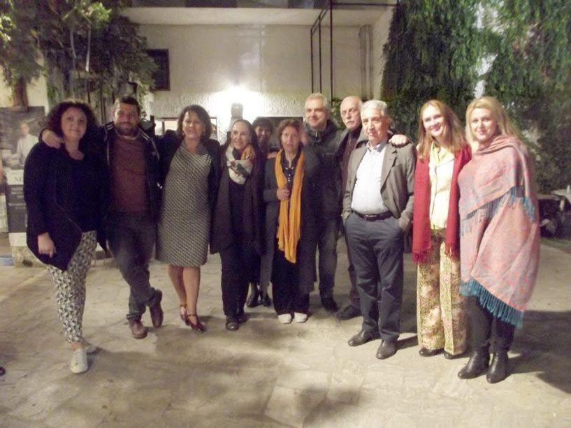 Πραγματοποιήθηκε η εκδήλωση - αφιέρωμα του περιοδικού «Χορεύω» στη Μελίκη