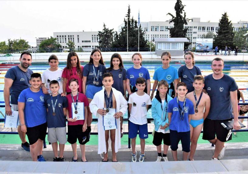 Εξαιρετική η Κολυμβητική Ακαδημία