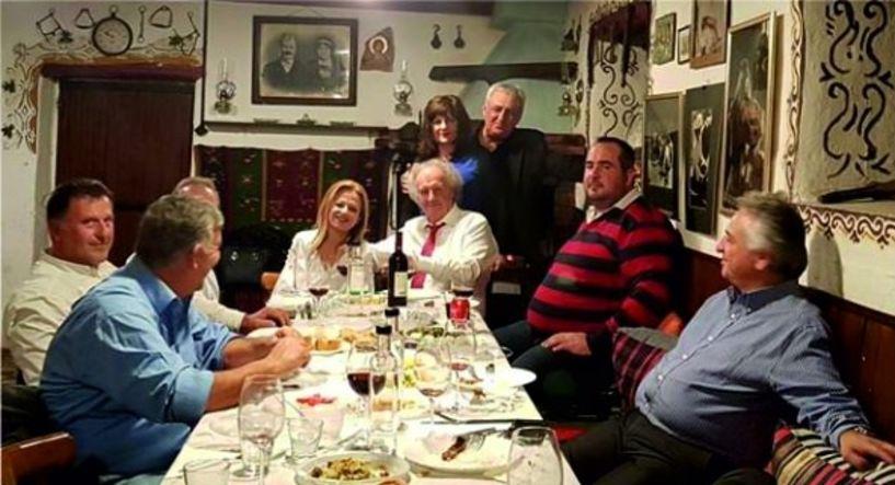 Πολύς κόσμος και ζωηρή πολιτική κουβέντα στο καζάνι του Αγροτικού Συνεταιρισμού Επισκοπής