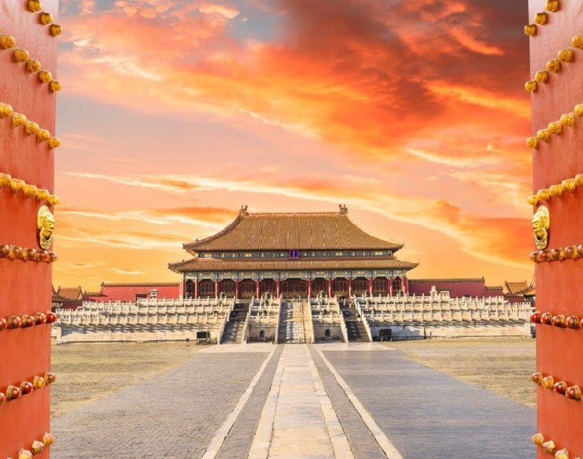 Γέφυρες και δρόμους  μέχρι το Πεκίνο