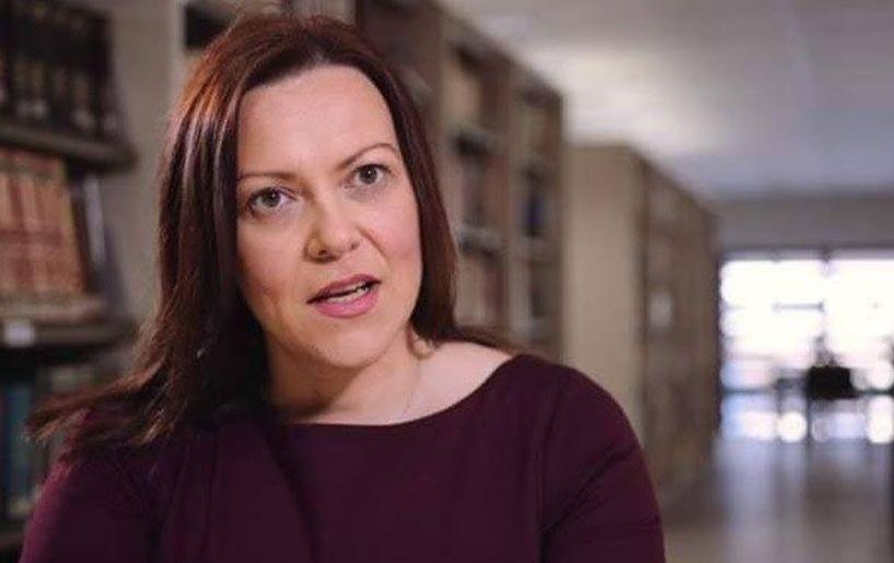 H δικηγόρος Μαρία Τορορή υποψήφια βουλευτής Ημαθίας με το ΚΙΝΑΛ