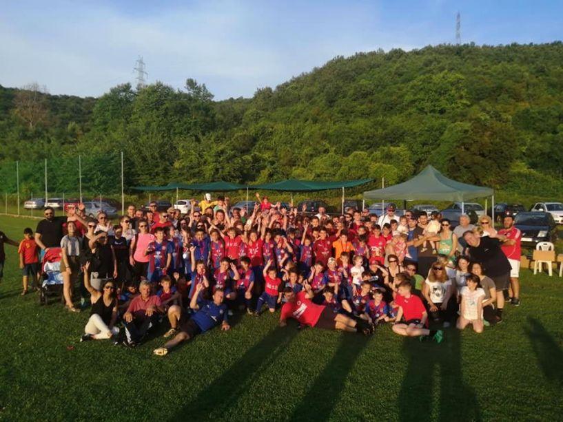 Τελετή λήξης Ακαδημίας Ποδοσφαίρου Βέροιας 2018-2019