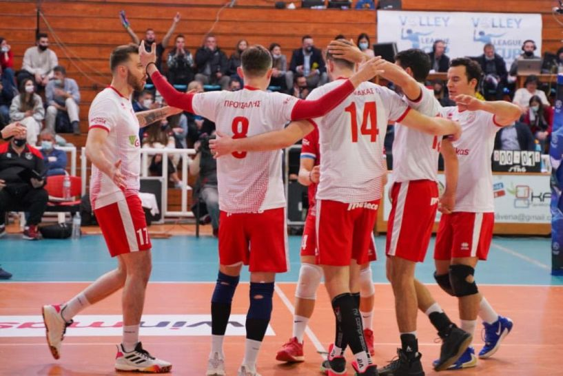 Λιγκ καπ Ν. Σαμαράς. Ήττα του Φιλίππου στον τελικό από τον Φοίνικα Σύρου 1-3 σετ