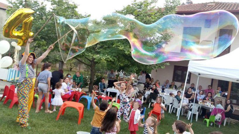 Παιδική εκδήλωση στο Σέλι από τον Τουριστικό Όμιλο Σελίου!