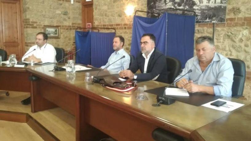 Ο Άρης Λαζαρίδης νέος πρόεδρος του δημοτικού συμβουλίου Βέροιας