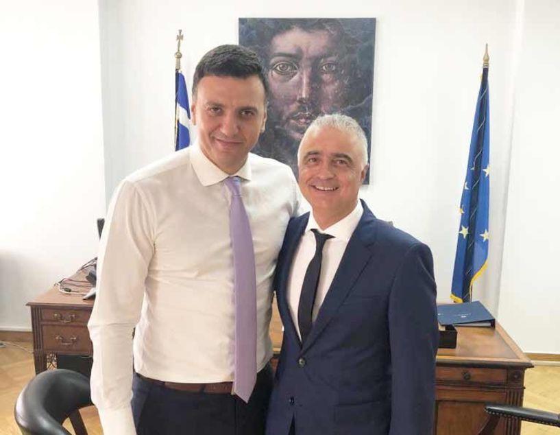 Λ. Τσαβδαρίδης Καλύπτεται άμεσα η θέση αναισθησιολόγου στο Νοσοκομείο Νάουσας