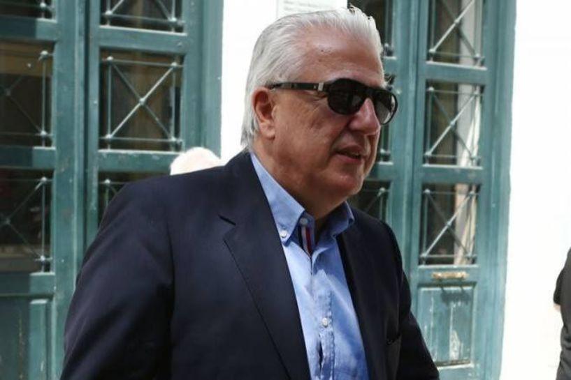 Γιώργος Αρβανιτίδης.