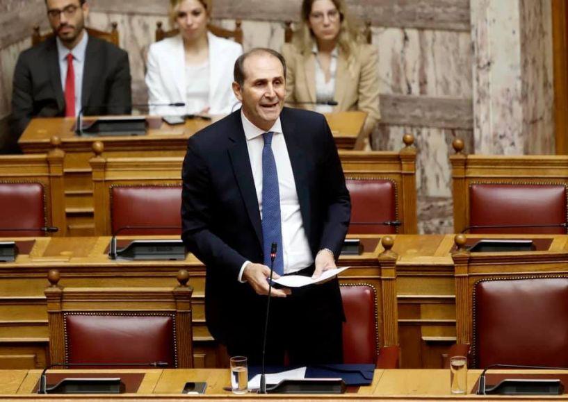 Aπ. Βεσυρόπουλος: «Η αύξηση των φορολογικών εσόδων θα προέλθει από την ανάπτυξη. Κανένας νέος φόρος»