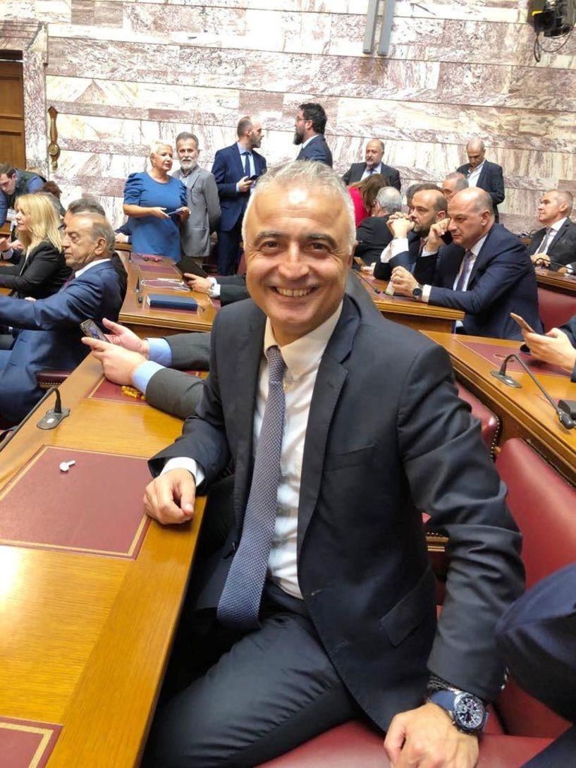 Μείωση του ειδικού φόρου κατανάλωσης στο πετρέλαιο ζητά με ερώτησή του από τον Υπουργό Χρ. Σταϊκούρα, ο Λάζαρος Τσαβδαρίδης