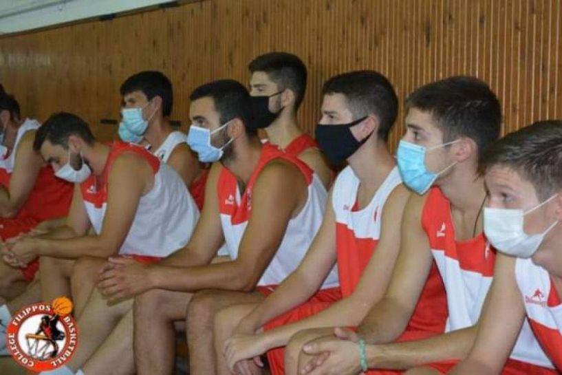 Μπάσκετ Α2. Στην Αθήνα  με την Δάφνη Δαφνίου ο Φίλιππος για το νέο ξεκινημα...