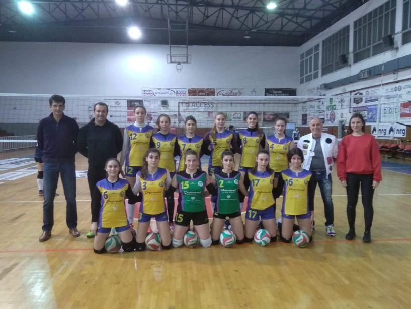 Τοπικό πρωτάθλημα Κορασίδων ΕΣΠΕΜ. Νίκη του Ποσειδώνα 0-3 στην Σκύδρα
