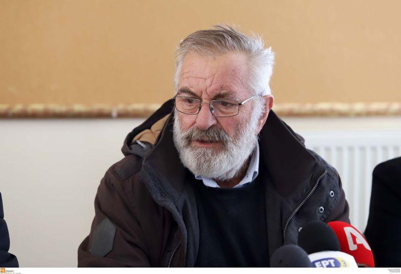 Πέθανε ο γνωστός αγροτοσυνδικαλιστής Βαγγέλης Μπούτας