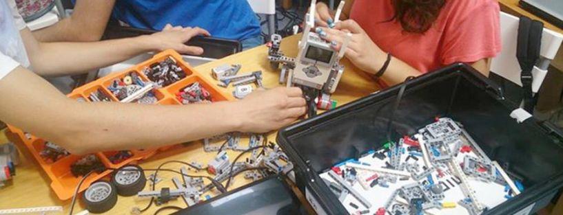 Εργαστήρια Εκπαιδευτικής Ρομποτικής - Νέος κύκλος μαθημάτων στη ΔΙΚΤΥΩΣΗ