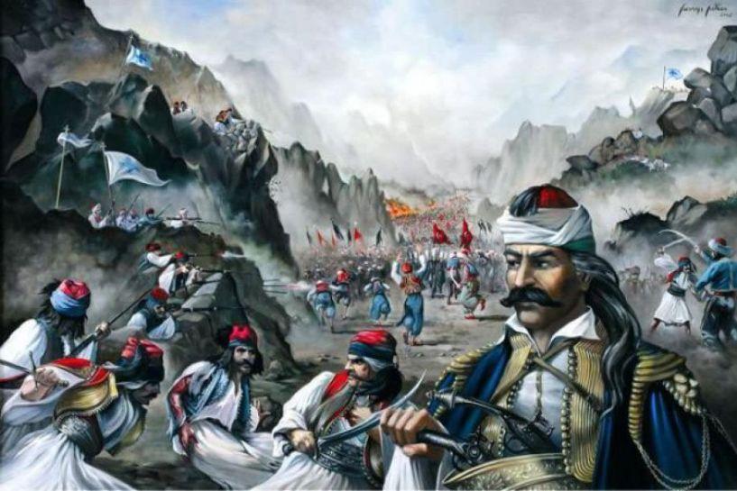ΟΙ ΠΡΩΤΑΓΩΝΙΣΤΕΣ ΤΟΥ ΜΕΓΑΛΟΥ ΞΕΣΗΚΩΜΟΥ ΤΟΥ 1821 - Η Άλωση της Τρίπολης