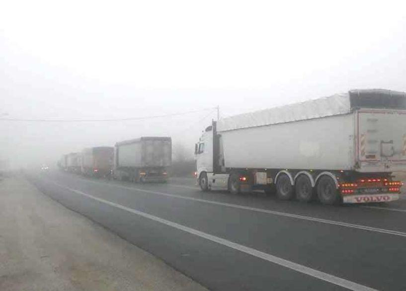 Γέφυρα Σερβίων: Ταλαιπωρία λόγω κυκλοφοριακών ρυθμίσεων και ουρά μέχρι τη διασταύρωση... Βελβεντού!
